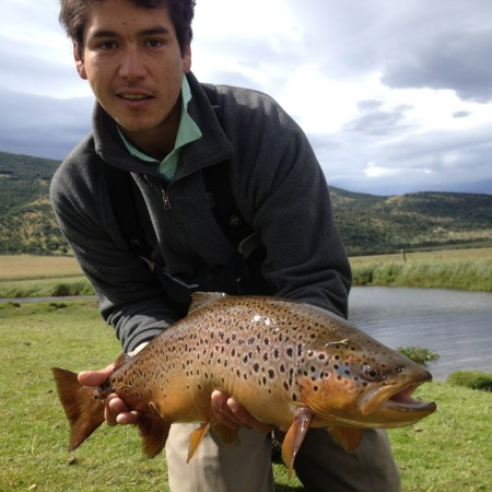 Patagonia Line Fly Fishing