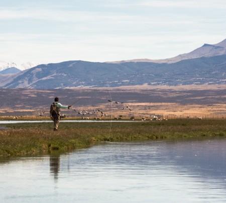 Patagonia Line Pesca con mosca Chile